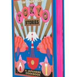 Meres Books Tokyo Stories A Japanese Cookbook